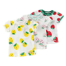 キムラタン【2018夏】Youpi! (ユッピー ) 半袖Tシャツ (80〜130cm)