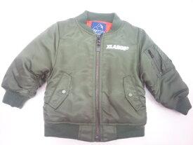 6342317814a2f セール XLARGE KIDS エクストララージキッズ バックOGプリントミリタリー風ジャケット