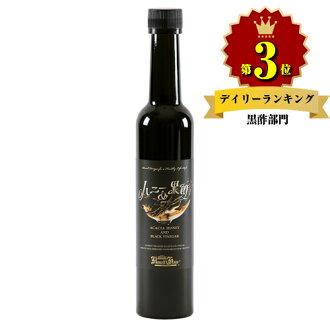 大麦蜂蜜黑醋300ml(可稀释5倍)【日本醋、醋、饮用醋、果醋、日本产、日本原装、好喝、顺口、可维持、无添加、无食品添加物、无化学添加物、减肥、健康】