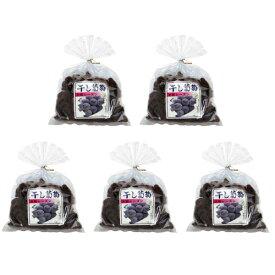 ナガトク 干し葡萄 大粒レーズン 430g×5袋【レーズン 干しぶどう ドライフルーツ 砂糖不使用】※おひとり様2個まで