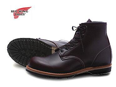 【安心の正規取扱店!!】【送料無料!】 RED WING レッドウィング (レッドウイング) Beckman boots ベックマンブーツ09011 ブラック/チェリー