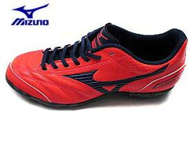 Mizuno ミズノQ1GB161214 フラッシュオレンジ/ネイビー ナダルシーダFSTF サッカー フットサル トレーニングシューズ