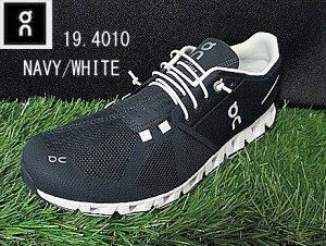 スイス発ブランドON オン on ON 19.4010  CLOUD クラウドNAVY/ WHITEキャタピーエアーキャタピーランどちらかプレゼント メンズ ランニングシューズ スニーカー スポーツ 靴