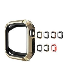 Apple Watch Series 5/4 ケース/カバー 耐衝撃 シリコン ケース/カバー 44mm用 シンプルでおしゃれなアップルウォッチ シリーズ 4 用カバー