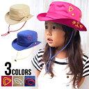 刺繍が可愛いバケットHAT! For Joy Animal Hat(GRIN BUDDY)