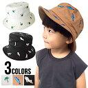 刺繍が可愛いバケットHAT! Kids Sea Cat Hat(GRIN BUDDY)