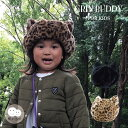 【1,500円以上メール便送料無料】Kids Animal Fur Hat2 [ GRINBUDDY ] もこもこでネコ耳付きのファーハット [ キッズ …