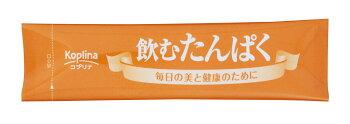 飲むたんぱく15日分9g×15包スティック包装大豆由来乳由来たんぱく質