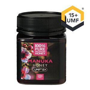 100%PURE NEWZEALAND HONEY MANUKA UMF15+ (MGO514mg/kg)マヌカハニー 250g 1個【ニュージーランド産/直輸入品/高級はちみつ/保存料不使用/健康食品/マグナス/送料無料】