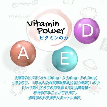 ビタミンの力