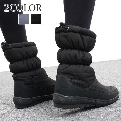 10%OFF SALE 2色防寒ブーツブーツ レディース ブーツ ファーブーツ 防寒 ブーツ 内ファー ブーツ レディース ファーブーツ スノーブーツ グレー 中ファー ブーツ 冬ブーツ レディース シューズ ブーツ ファー 中綿入り ブラック ブーツ 裏ファー VOCE