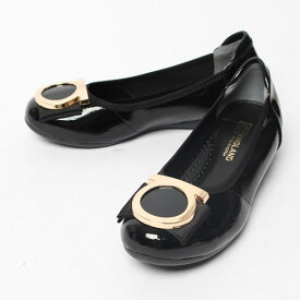 【ポイント5倍】エナメルフラットシューズ レディース フラットシューズ 女性 シューズ 履きやすい 靴 女性 フラットシューズ エナメル シューズ 光沢 靴 レディース シューズ エナメル 靴 おしゃれ シューズ ブラック 靴 女性用 フラットシューズ VOCE