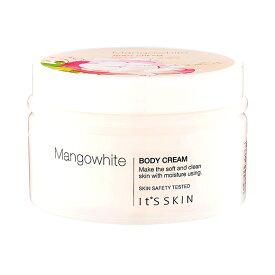 イッツスキン It's skin ボディクリーム マンゴーホワイトボディークリーム Mangowhite Body Cream 200ml ボディケア スキンケア