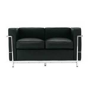 Two Seat Sofa Two Sofa Sofa Two Sofa Designers Chair Taking Leather  Scandinavian Mid Century Modern Design Popular Life
