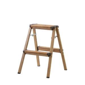 【2段】ステップスツール【折りたたみ式】/ステップ 台 ステップチェア ステップチェアー 踏み台 椅子 イス いす チェア チェアー 折り畳み おりたたみ 折りたたみ 折りたたみ式家具 イン