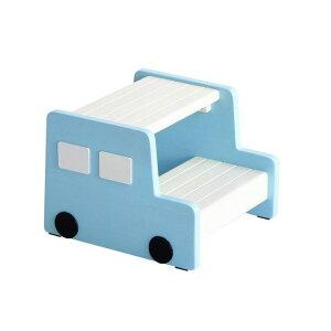 キッズ踏み台/子供部屋 子供 こども キッズ かわいい おもしろい 子供用家具 子供家具 チャイルド 踏み台 ステップ くるま 車