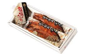 【がんばろう!静岡対象商品】浜名湖うなぎ長蒲焼3本化粧箱【冷蔵便】
