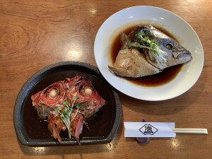 【がんばろう!静岡対象商品】ぬまづ港のカブト煮(金目鯛とぶり)2種6個セット