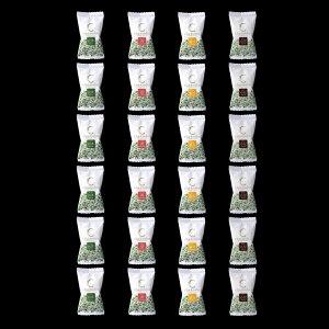 【がんばろう!静岡対象商品】お茶粒ダックワーズアソート24個入