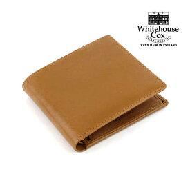 """【ホワイトハウスコックス Whitehouse Cox】ブライドルレザー 二つ折り財布 """"NC/COIN CASE""""・S7532-1832101【メンズ】【レディース】【小物】【JP】"""