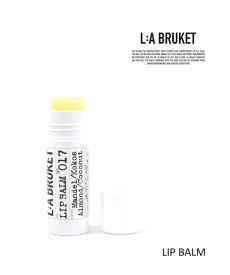 L:A BRUKET(ラ・ブルケット) リップバーム リップクリーム・LIPBALM-3172001【メール便可能商品】[M便 1/5]【レディース】【■■】