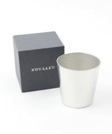 能作/NOUSAKU(ノウサク)錫製 タンブラー コップ カップ・TUMBLER-4702002【レディース】【1F-W】【■■】