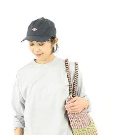DANTON(ダントン)ナイロンタフタ ロゴ入り ベースボールキャップ 帽子・JD-7144NTF-0322101【メンズ】【レディース】【JP】【■■】