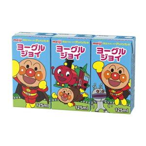 明治 それいけ!アンパンマンのヨーグルトジョイ 36個入り 人気 アンパンマン 子供 子ども こども meiji ヨーグルト風味 おいしい