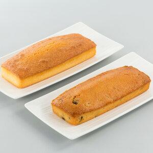 白バラギフト 大山バターケーキギフト   大山バターケーキ(長さ約16.5cm)×1個 大山フルーツバターケーキ(長さ約16.5cm)×1個 常温