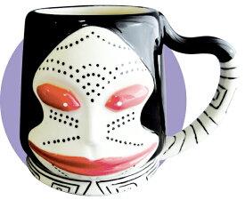 ウルトラモンスターズ フェイスマグ【shinzi katoh】【ダダ】【DADA】【マグ】【ウルトラマン】【正規品】