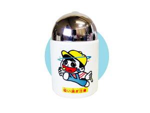 吸いすぎ注意ドームアッシュトレイ【フタ付き 灰皿】【IQOS アイコス glo グローにも◎♪】【日本製】