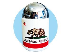 CALIFORNIA REPUBLICドームアシュトレイ【フタ付き 灰皿】【IQOS アイコス glo グローにも◎♪】【日本製】