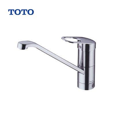 未開封 TOTO TKGG31E GGシリーズ キッチン水栓 エコシングル水栓【楽天最安価格挑戦】水栓金具 混合水栓