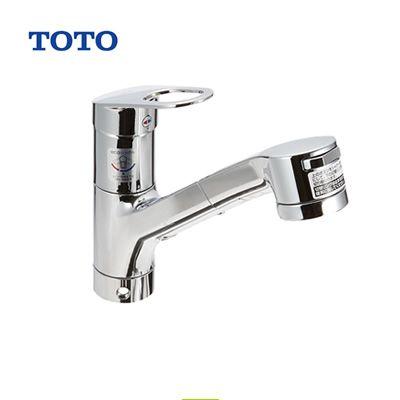 【大特価】未開封 TOTO TKGG32EBS シングルレバーキッチンエコ水栓 台付きタイプ(旧品番 TKGG32EBR )/ 混合水栓【送料無料】