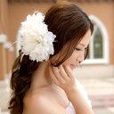 ★在庫処分★2WAYオーガンジーコサージュ/卒業式 卒園式 入学式 入園式 結婚式 和装 髪飾り 帯飾り ヘッドドレス 浴衣…