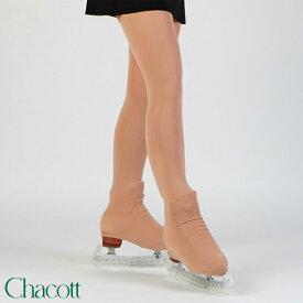 Chacott タイツ スケートタイツ ブーツカバータイプ【ラッピング可】 -NP/TC