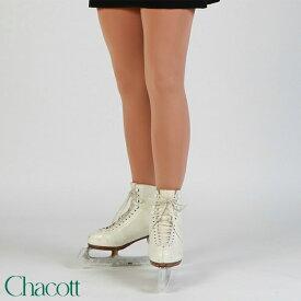 Chacott タイツ スケートタイツ フットタイプ【ラッピング可】 -NP/TC