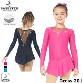 SAGESTER ドレス 201【ラッピング可】 -NP/TC