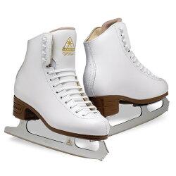 フィギュアスケートスケート靴JACKSON(ジャクソン)アーティストプラスセット白