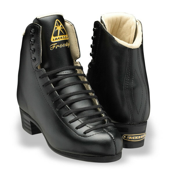 フィギュアスケート スケート靴 JACKSON(ジャクソン) フリースタイル 2198 黒