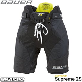 BAUER パンツ S19 シュープリーム 2S JR