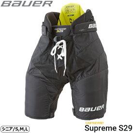BAUER パンツ S19 シュープリーム S29 シニア