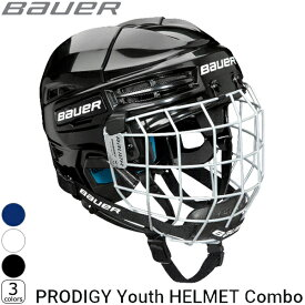 BAUER ヘルメット PRODIGY コンボ
