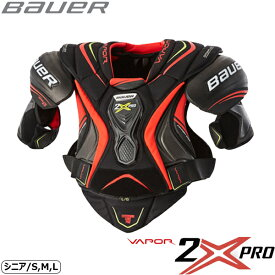 BAUER ショルダー S20 ベイパー 2X PRO シニア