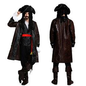 海賊 コスプレ メンズ ハロウィン コスチューム パイレーツ 衣装 仮装 男