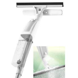 ガラス クリーナー 窓 水拭き 窓拭き スクイジー 両面 窓ガラス 掃除 ワイパー 窓掃除 スクレーパー