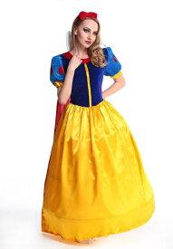 白雪姫 コスプレ 大人 衣装 コスチューム ドレス 仮装