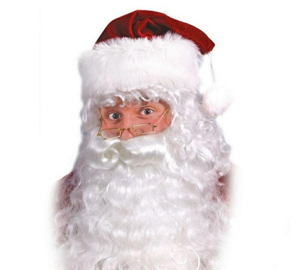 サンタ 髭 サンタのひげ サンタクロース ウィッグ コスプレ