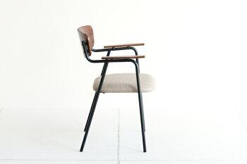 【送料無料】anthemアンセム【ダイニングチェアー】【アームチェアー】【チェアー】【アームチェア】【ダイニング】【椅子】【チェア】【ミッドセンチュリー】【ウォールナット】【デザイン家具】anc-2836