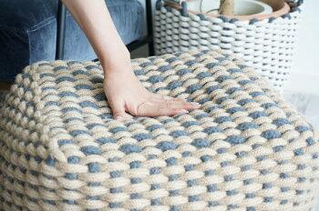 【予約販売中】【送料無料】スツールスクエア-四角形ファブリック椅子チェアスクエアスツール玄関スツールベンチファブリックスツールクッション